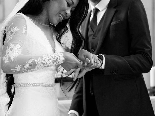 Le mariage de Maxime et Vanyung à Colombiers, Vienne 67