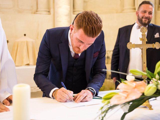Le mariage de Maxime et Vanyung à Colombiers, Vienne 72