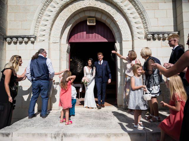 Le mariage de Maxime et Vanyung à Colombiers, Vienne 75