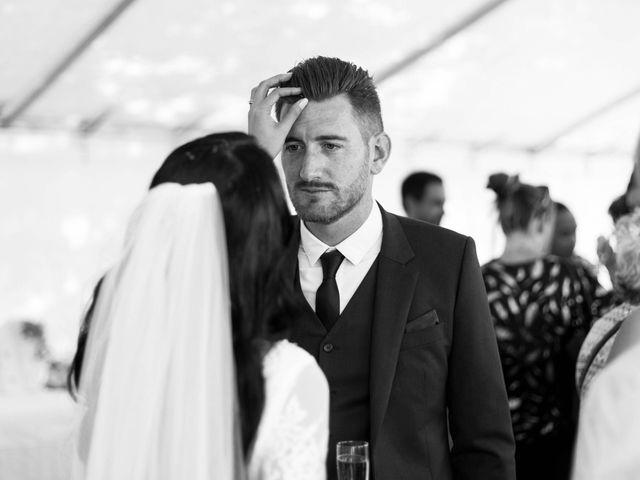 Le mariage de Maxime et Vanyung à Colombiers, Vienne 85