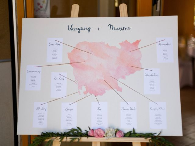 Le mariage de Maxime et Vanyung à Colombiers, Vienne 95