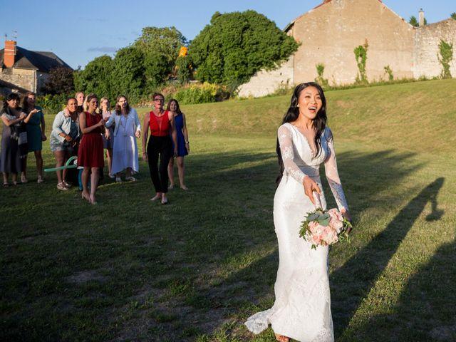 Le mariage de Maxime et Vanyung à Colombiers, Vienne 104