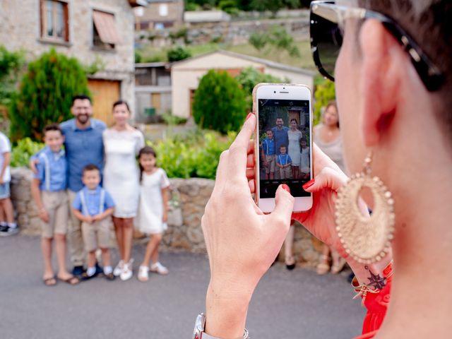 Le mariage de Sébastien et Carine à Ségur, Aveyron 11