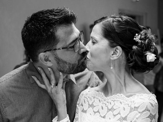 Le mariage de Sébastien et Carine à Ségur, Aveyron 14