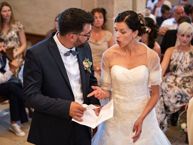 Le mariage de Sébastien et Carine à Ségur, Aveyron 22