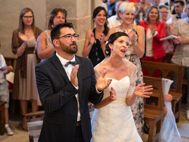 Le mariage de Sébastien et Carine à Ségur, Aveyron 24