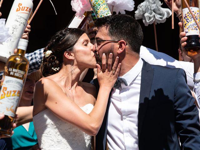Le mariage de Sébastien et Carine à Ségur, Aveyron 25