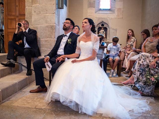 Le mariage de Sébastien et Carine à Ségur, Aveyron 37