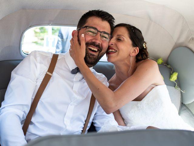 Le mariage de Sébastien et Carine à Ségur, Aveyron 40