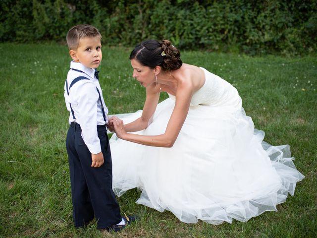 Le mariage de Sébastien et Carine à Ségur, Aveyron 44