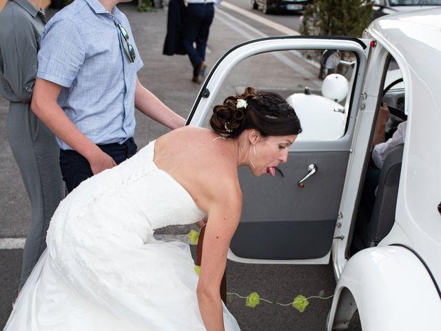 Le mariage de Sébastien et Carine à Ségur, Aveyron 52