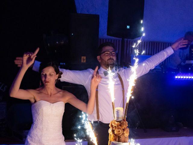 Le mariage de Sébastien et Carine à Ségur, Aveyron 58