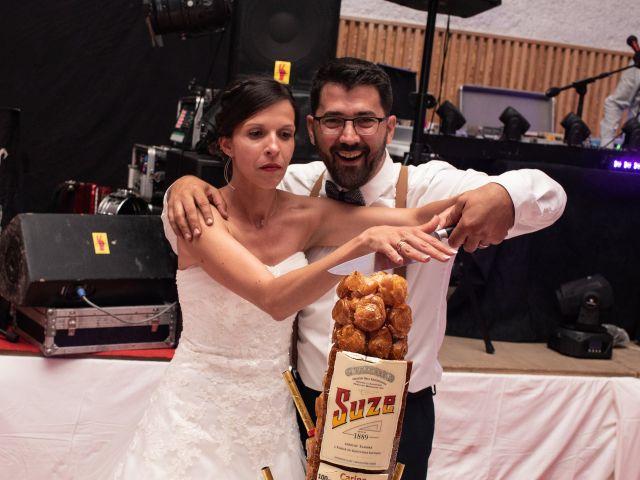 Le mariage de Sébastien et Carine à Ségur, Aveyron 59