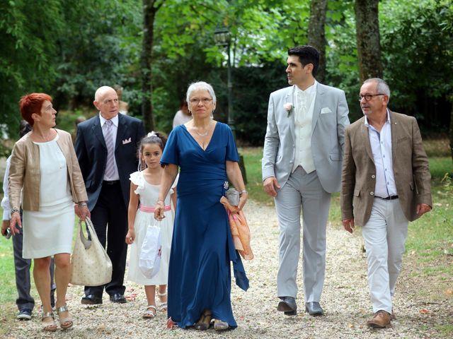 Le mariage de Pierre et Nathalie à Podensac, Gironde 37