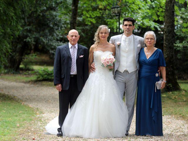 Le mariage de Pierre et Nathalie à Podensac, Gironde 40