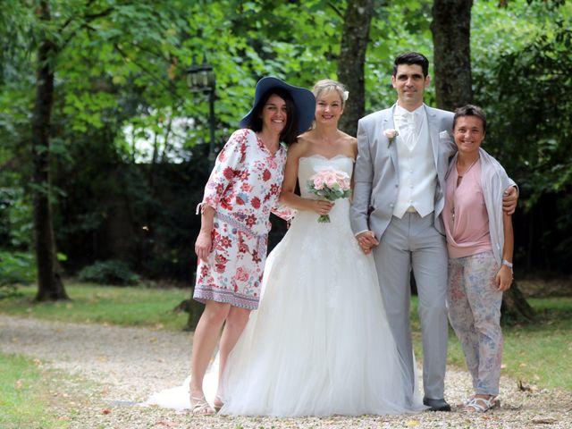 Le mariage de Pierre et Nathalie à Podensac, Gironde 42