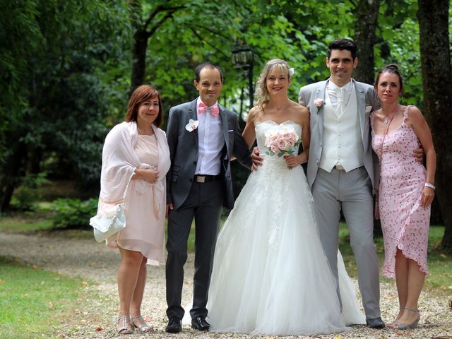 Le mariage de Pierre et Nathalie à Podensac, Gironde 44
