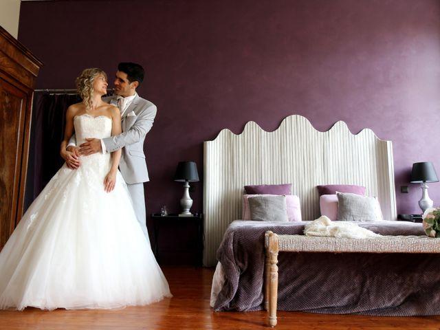 Le mariage de Pierre et Nathalie à Podensac, Gironde 50