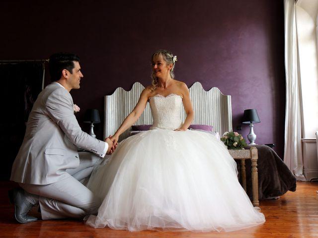 Le mariage de Pierre et Nathalie à Podensac, Gironde 2