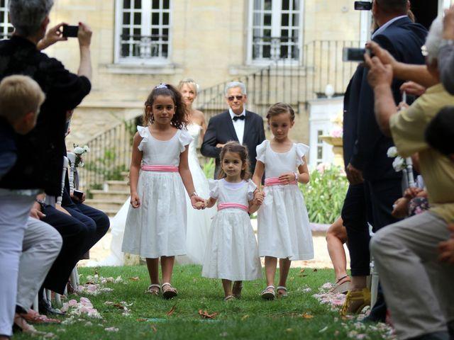 Le mariage de Pierre et Nathalie à Podensac, Gironde 59
