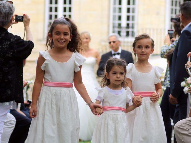 Le mariage de Pierre et Nathalie à Podensac, Gironde 60