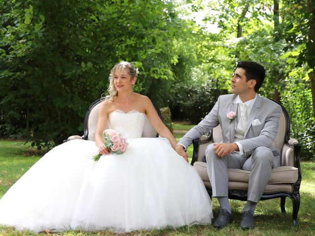 Le mariage de Pierre et Nathalie à Podensac, Gironde 62