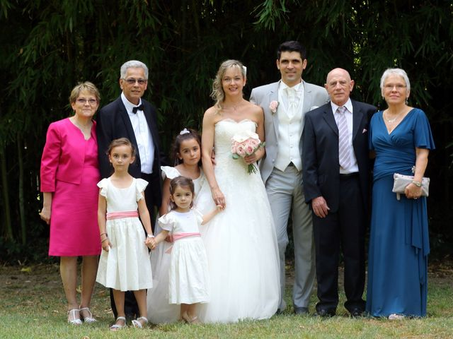 Le mariage de Pierre et Nathalie à Podensac, Gironde 80