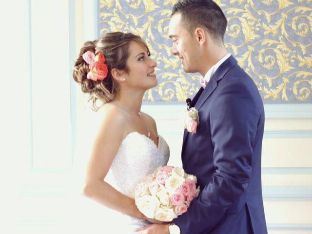 Le mariage de Melina et Nicolas