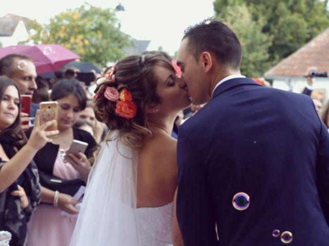 Le mariage de Nicolas et Melina à Chambon-la-Forêt, Loiret 28