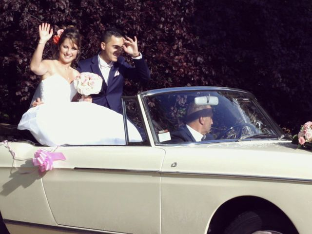 Le mariage de Nicolas et Melina à Chambon-la-Forêt, Loiret 29