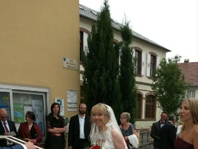 Le mariage de Gérald et Delphine  à Osthouse, Bas Rhin 7