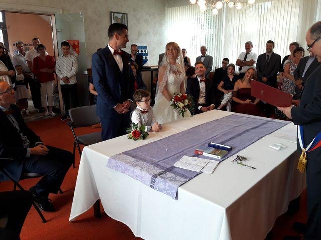 Le mariage de Gérald et Delphine  à Osthouse, Bas Rhin 8