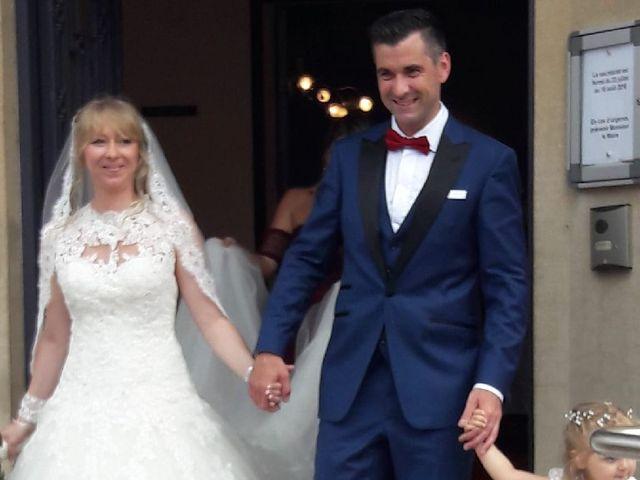 Le mariage de Gérald et Delphine  à Osthouse, Bas Rhin 9