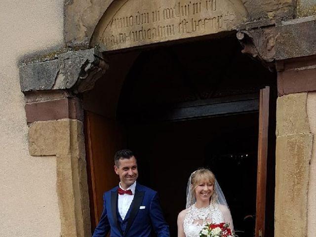 Le mariage de Gérald et Delphine  à Osthouse, Bas Rhin 15