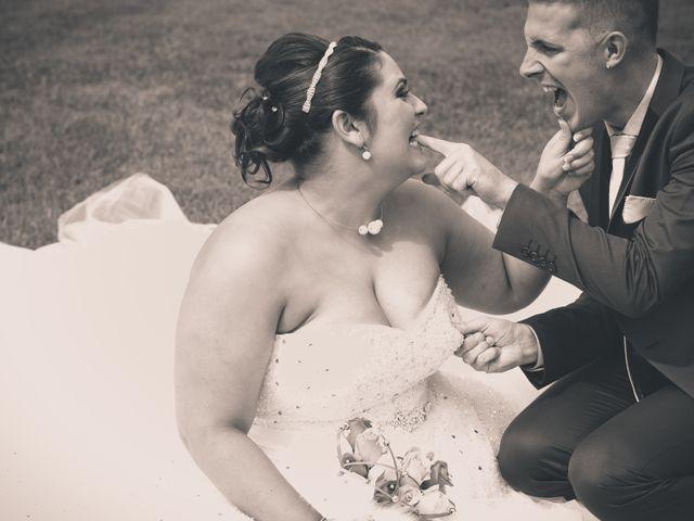 Le mariage de Déborah et Cédric
