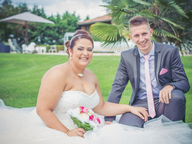Le mariage de Cédric et Déborah à Muret, Haute-Garonne 8