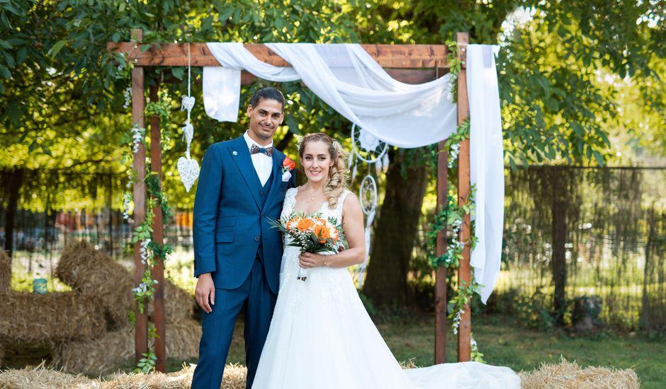 Le mariage de Victor et Estelle à La Houssaye-en-Brie, Seine-et-Marne