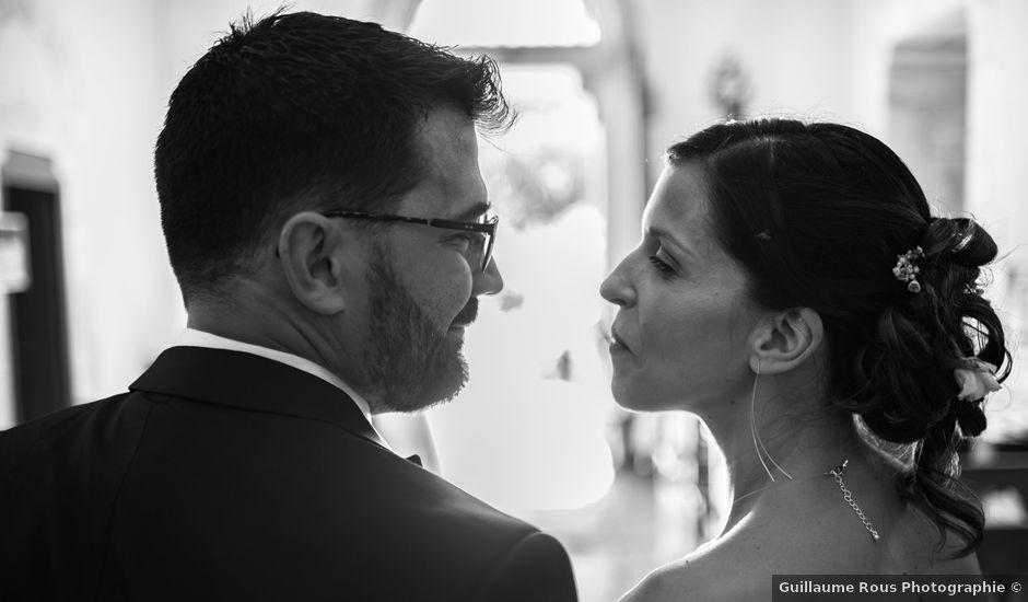 Le mariage de Sébastien et Carine à Ségur, Aveyron