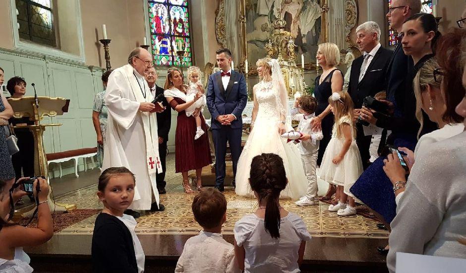 Le mariage de Gérald et Delphine  à Osthouse, Bas Rhin