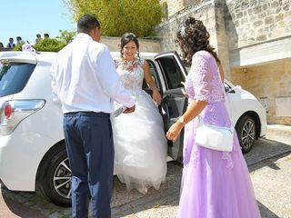 Le mariage de Isabelle et Damien 1