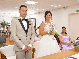 Le mariage de Isabelle et Damien 2