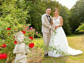 Le mariage de Isabelle et Damien