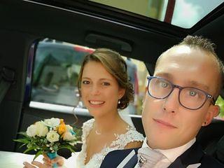 Le mariage de Cornelia et Kevin 1