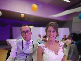 Le mariage de Cornelia et Kevin 3