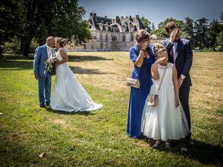 Le mariage de Sandrine et Pascal