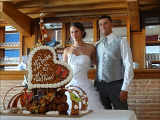 Le mariage de Mélinda et Mathieu