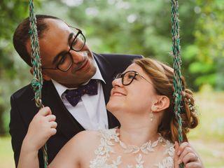 Le mariage de Marylin et Thibault