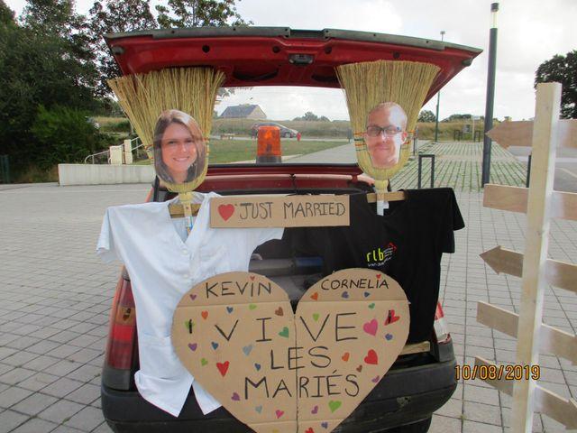 Le mariage de Kevin et Cornelia à Plumergat, Morbihan 17