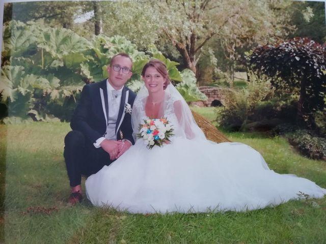 Le mariage de Kevin et Cornelia à Plumergat, Morbihan 1