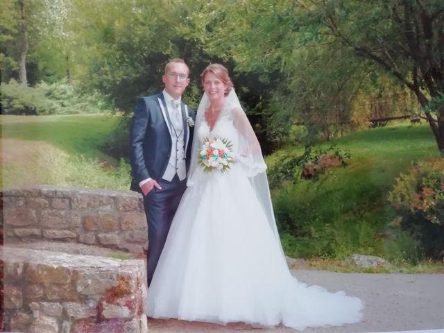 Le mariage de Kevin et Cornelia à Plumergat, Morbihan 2